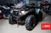 Вынос радиатора на Yamaha Grizzly 700/550 AL 2007-2015мг