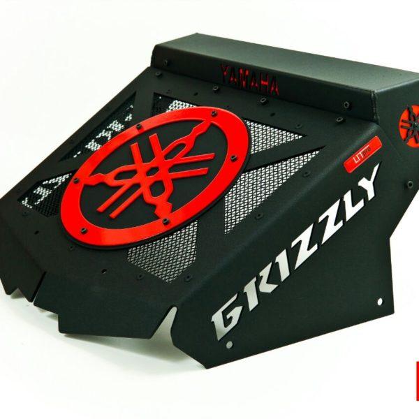 Вынос радиатора на Yamaha Grizzly 550/700 AL