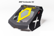 Вынос радиатора на BRP G2 Outlander 500-1000