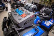 Вынос радиатора на HISUN 500H-700H