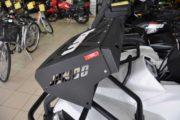 Вынос радиатора на Baltmotors Jumbo 700