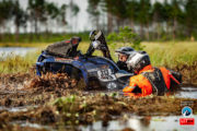 Вынос радиатора на Yamaha Grizzly 700/550 (сталь)