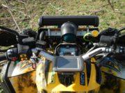 Вынос радиатора на BRP G2 Renegade 500-1000 AL