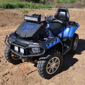 Вынос радиатора на Polaris Sportsman 550-850 XP с 2009г.