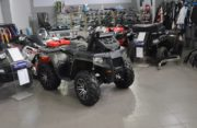 Вынос радиатора на Polaris Sportsman Forest 800
