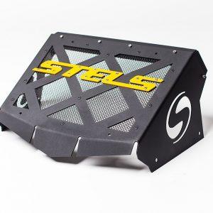 Вынос радиатора на Stels 800D
