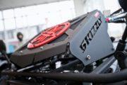 Вынос радиатора на Yamaha Grizzly 700/Kodiak 2016мг+