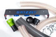 Шноркеля Yamaha Grizzly 700 2016мг+
